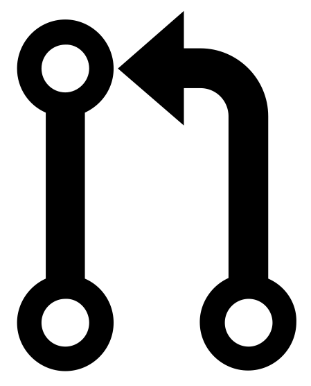 Pull-request icon